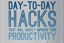 Life Hacks! / Here are some awesome and super simple ways to make your life easier.