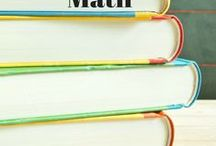 Homeschooling - Math / Everyone has to do math, it might as well be fun.