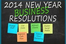 2014 Resolution Inspiration  / 2014 is here.. and so are our #lists of #resolutions. Setting goals is important but make sure you set yourself up for success! Here is some inspiration for the New Year!