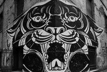 Graffiti - Street Art / Inspiration - street art