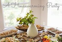 Housewarming Party! / Home is where the heart is! Enjoy some Pinspiration for hosting a housewarming party and gift ideas for guests.