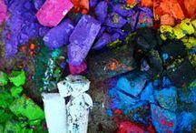 Colours / Inspiration