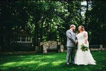 Heather + Grant / Minnesota Wedding, Lake Minnetonka Wedding, Real Wedding, Outdoor Wedding