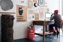 Spaces / Indoor spaces