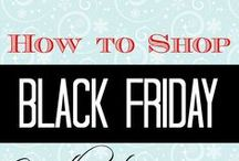 Black Friday Productivity / Get the most out of Black Friday this year with awesome deals and shopping tips!