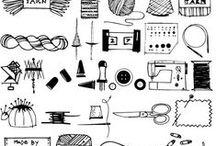 DIY - Sewing / Inspiration and tutorials