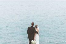Lizzie + Blair (Chicago Wedding) / University Club of Chicago wedding- classic, elegant details.