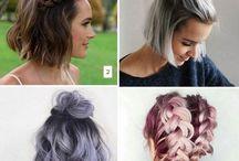 Ideias para pintar o cabelo