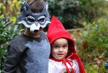 Halloween Costumes, Crafts and Recipes