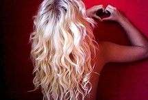 let your {hair} down / by Fallon Price
