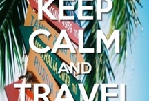 Places I want to travel to