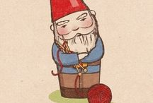 Gnome Sweet Gnome / by JLS