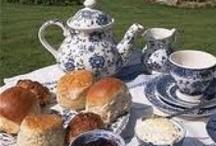 Cream Tea / by Tea in England