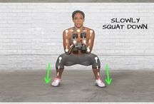 Work It - The Mechanics of your Workout / Get up and shaking with these motivating moves!