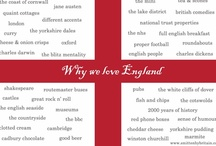 Anglophile / by Tea in England