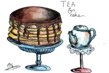 Illustration / by Tea in England