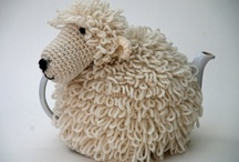 Tea Cosies / by Tea in England