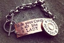 {Accessories} / -watches, rings, earrings, necklaces, belts, scarves, etc.- / by Erica Girard