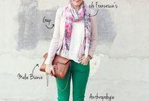Me: Stitch Fix Style / Styles I like / by Jackie Bach
