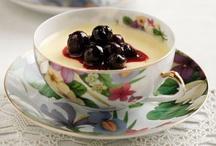 Food in Teacups / by Tea in England