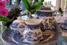 Blue Willow / by Tea in England