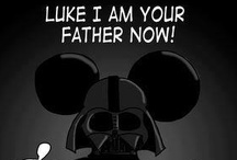 Disney meets Star Wars & Marvel