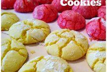 Food - sweets: cookies