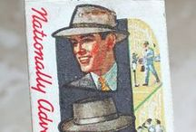 Vintage Advertisement and Design!