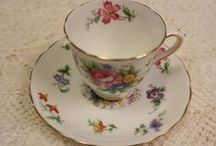 Beautiful Vintage China, Porcelain, Ceramics, Ironstone, and Stoneware!