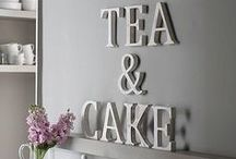 Tea and Cake / by Tea in England