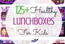Healthy and Fast Lunchbox Ideas for Kids / Nutritious and fast lunchbox ideas from Holley Grainger's blog. Save time with these tasty, nutritious meals for your little ones. Increase the portion size and add a salad or extra veggie to make it adult-friendly!