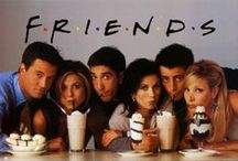 """""""I'll be there for youuuu..."""" / FRIENDS  / by Allison Thomas"""