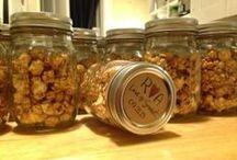 Popcorn Favors Ideas - Weddings / Events / Popcorn wedding favors and favors for any type of event.