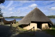 Viking Ireland / TV Hit Series Vikings is filmed in the Garden of Ireland - County Wicklow. But that's not our only Viking connection. Ireland has a rich Viking heritage dating all the way back to the 8th century when the Norse folk first invaded our shores. Discover our Viking Story here!  #VikingIreland  / by Tourism Ireland