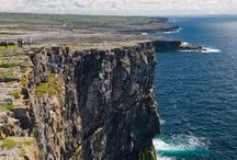 The Wild Atlantic Way / Experience the untamed west coast of Ireland - 1,500 miles of rugged coastal beauty and extraordinary inspiration. / by Tourism Ireland