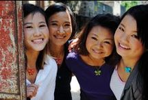Eden Ministries ~ Asia / Eden Ministries serves to restore freedom for the captives of Asia's red-light districts through holistic programs—transforming body, mind, and spirit. Young women rescued from human trafficking and sexual exploitation are provided a new career, skill training, and counseling—empowering young women for a new life and future.