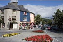 Towns & Villages / From the coast to the countryside, Ireland's soul lies in her  villages and towns / by Tourism Ireland