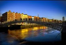 Dublin City / Medieval and Georgian charm meet cosmopolitan chic in Ireland's friendly capital, Dublin / by Tourism Ireland