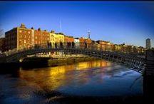 Dublin City / Medieval and Georgian charm meet cosmopolitan chic in Ireland's friendly capital, Dublin / by Tourism Ireland