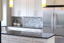 Home Sweet Home {kitchen} / kitchen ideas / by Erica Girard