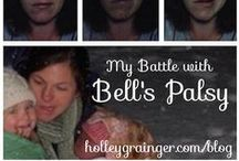 Blog Series: Bell's Palsy / Collection of posts shared by registered dietitian and mom, Holley Grainger, about her battle with Bell's palsy. Guests post from others also included. / by Holley Grainger Nutrition | Healthy Food, Family, & Fun!