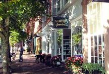 Nantucket, MA / {Vacation Ideas} / by Erica Girard