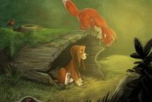 Disney Fox & the Hound