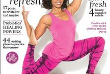 Hey! It's NUX! / We get the fuzzies when we're featured in our favorite fitness and health magazines and blogs