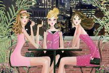 Üzlet nőknek / Az igazi nő bárhol, bármikor cseveg, ajánl, tapasztalatot cserél!