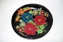 Beautiful Floral Vintage