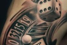 Casino Tattoos / On this board you can find images of tattoos but all tattoos are on casino industry.