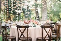 ideas for party / party decor, dress, and favours