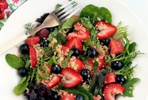 Salads I Love / by Laura's Gluten Free Pantry