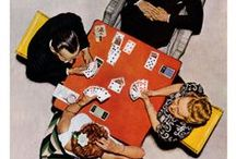 Card playing images